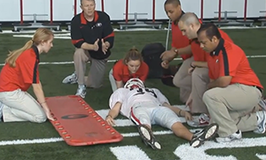 Emergency Care in Sports