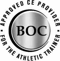 BOC Approved Provider
