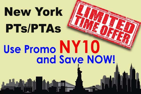 New York PT-PTA CEUs