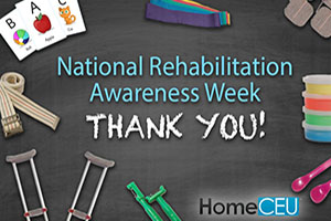 National Rehabilitation Awareness Week: Fun Facts about Therapy