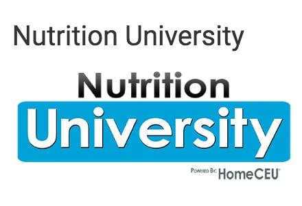 Nutrition University Login