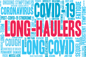 Long Haulers: 1 in 10 Healthcare Workers have COVID-19 Symptoms 8 Months Later