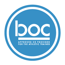 BOC Approved AT CE Provider